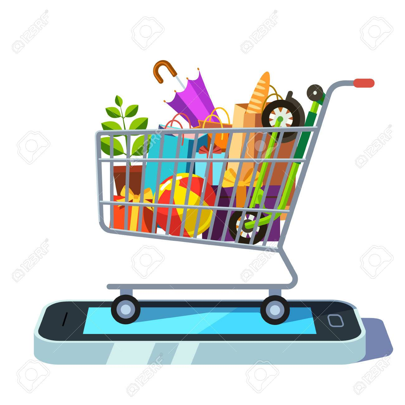 %craziya shopping cart